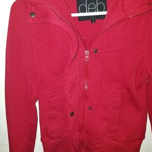 Deb Jackets & Coats - 🌟Red Jacket